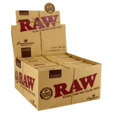 RAW Connoisseur KS Slim & Prerolled Filtertips