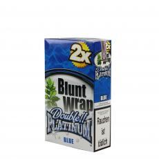 BluntWrap Double Platinum Blue