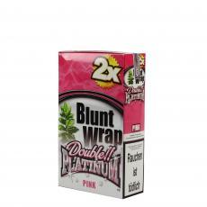 BluntWrap Double Platinum Pink