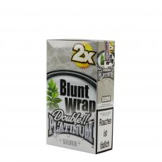 BluntWrap Double Platinum Silver