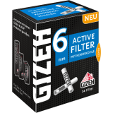 Gizeh Active Filter 6mm