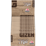 Gizeh Brown KS + Filtertips