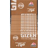 Gizeh KS Pure Slim + Tips